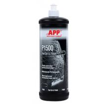 APP P1500 Fast cut & finish