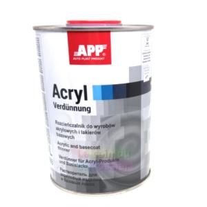 Diluant APP 2K ACRYL 1 litre