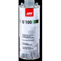 Anti gravillon gris U100