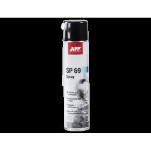 Aérosol SP69 air comprimé pour nettoyage