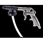 Pistolet anti gravillon avec buse remplaçable