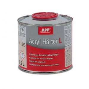 Durcisseur Acryl harter L peinture 0,5 litre
