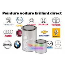 Peinture voiture brillant direct  800 gr