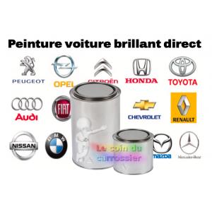 Peinture voiture brillant direct  2 KG