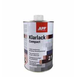 Vernis 2K Acryl Klarlack...
