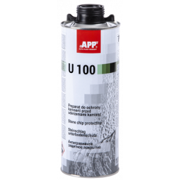Anti gravillon noir U100