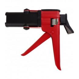 Pistolet colle 2 composant en metal