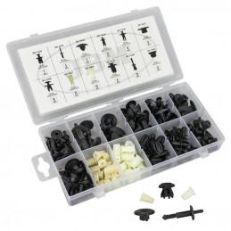 Kit de 112 clips pour garnitures bmw / mini