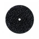 Disque noir de décapage