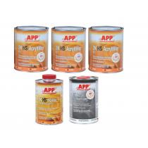 Kit Appret APP 2K  4 kilos