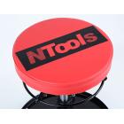 Tabouret roulant d'atelier Ntools