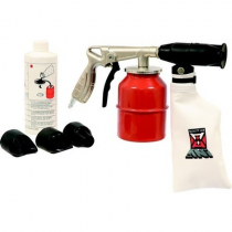 Kit pistolet sablage a recuperation automatique ani