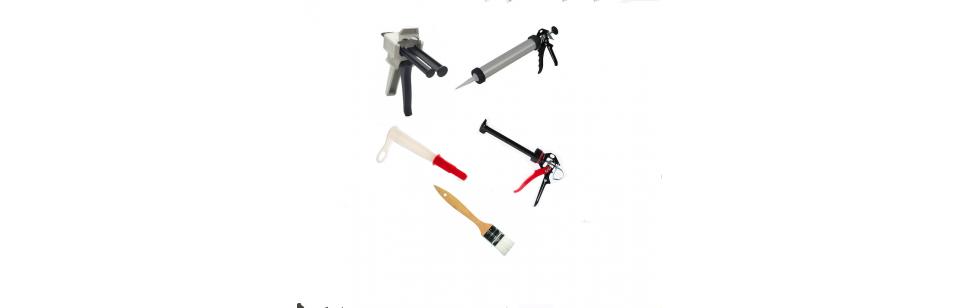 Accessoires colles